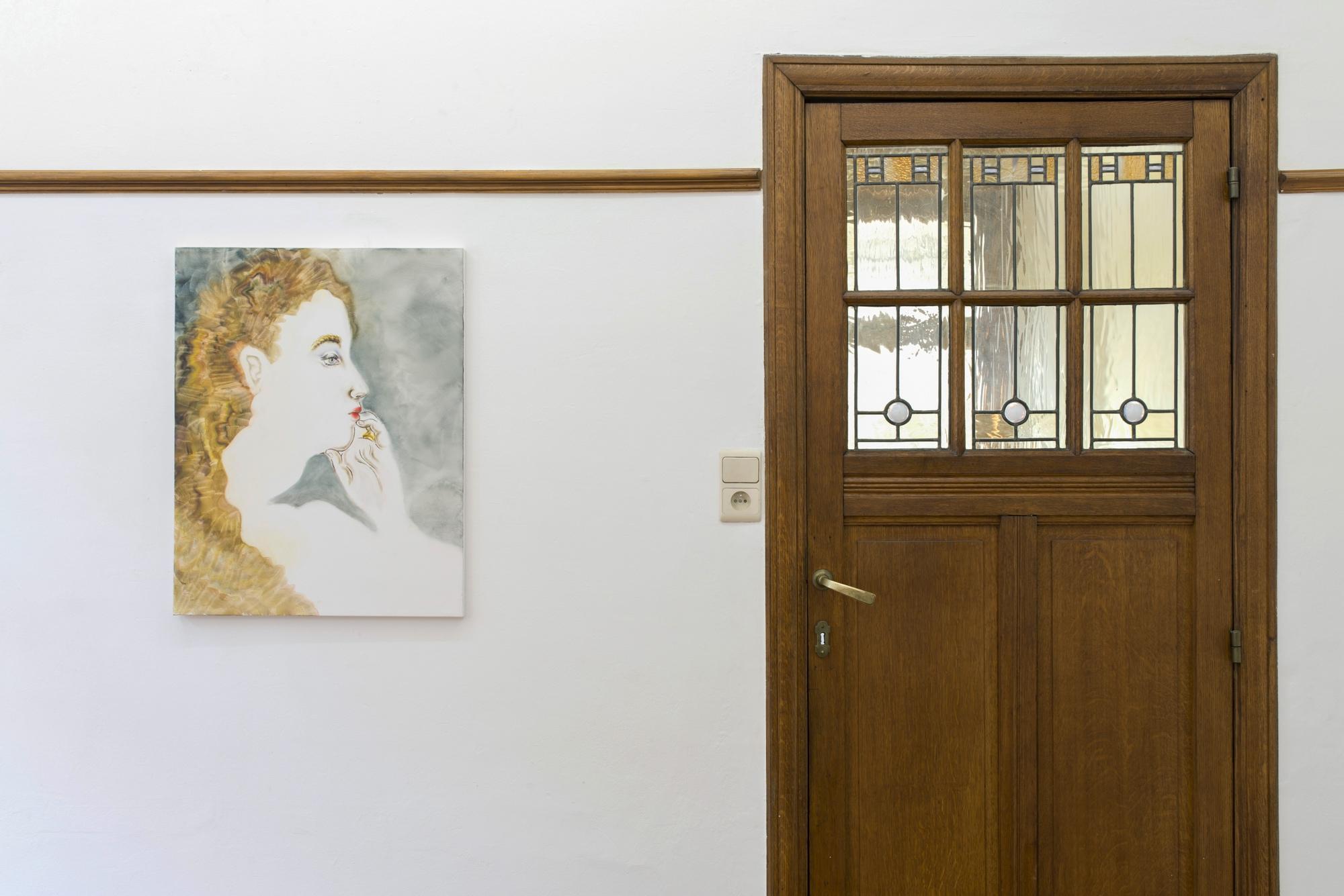 """Autumn Ramsey, """"Autumn Ramsey,"""" installation view, Park View/Paul Soto, La Maison de Rendez-Vous, Brussels, 2019"""