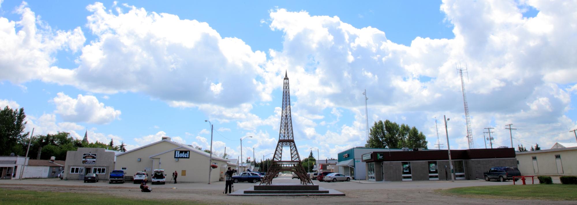 Town of Montmartre