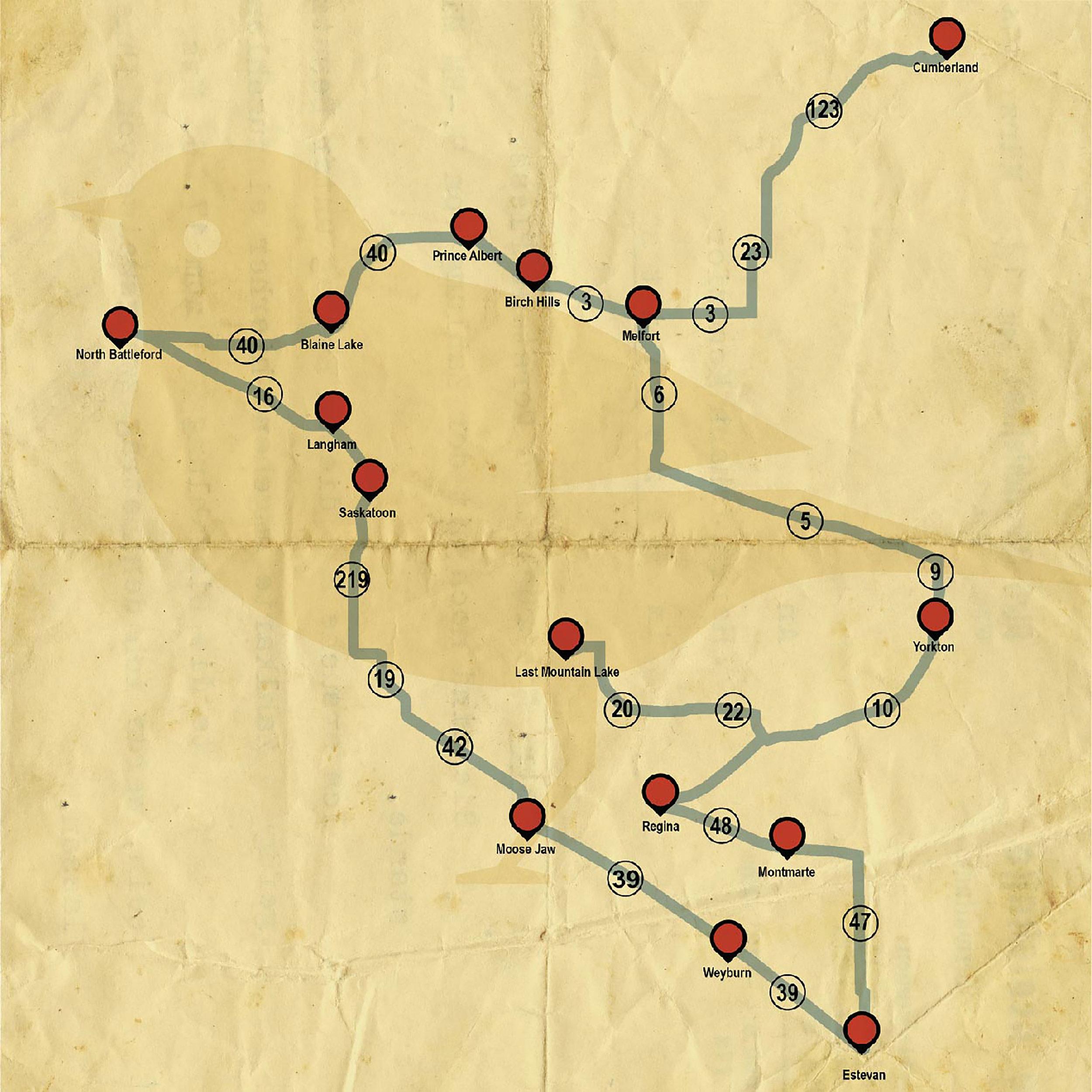 Roadside Attractions  roadmap