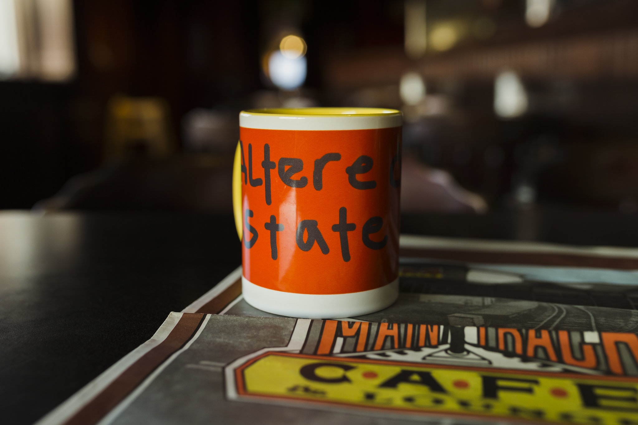 Divya Mehra's World Famous, Come in We're Open (Thoughts on a Better Tomorrow)