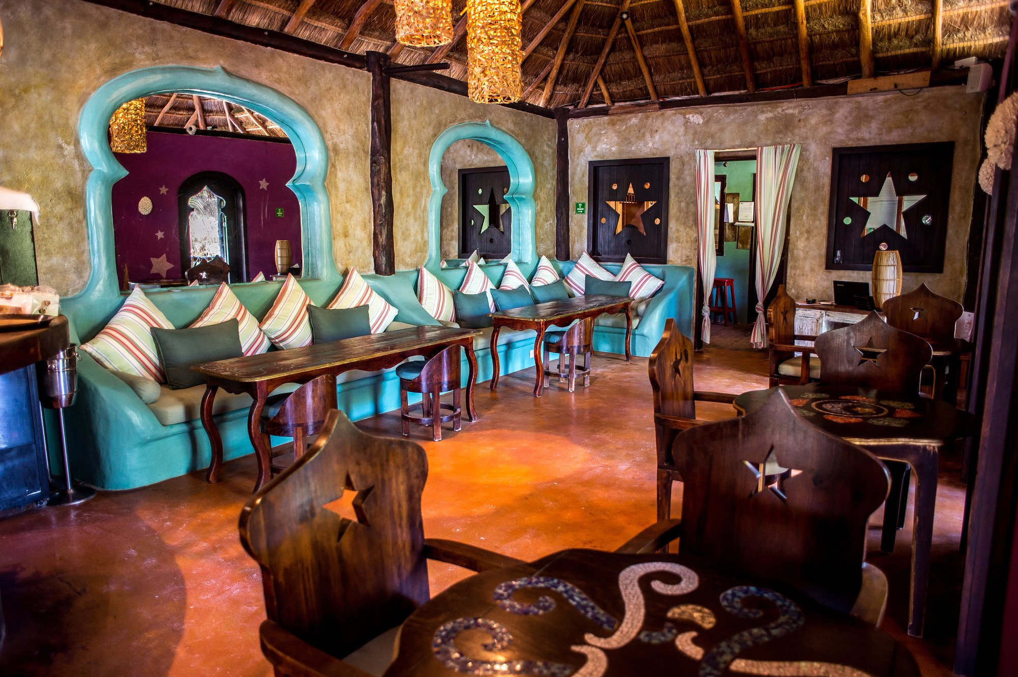 Mateos Mexican Tacos • One of Our dinners together in Tulum