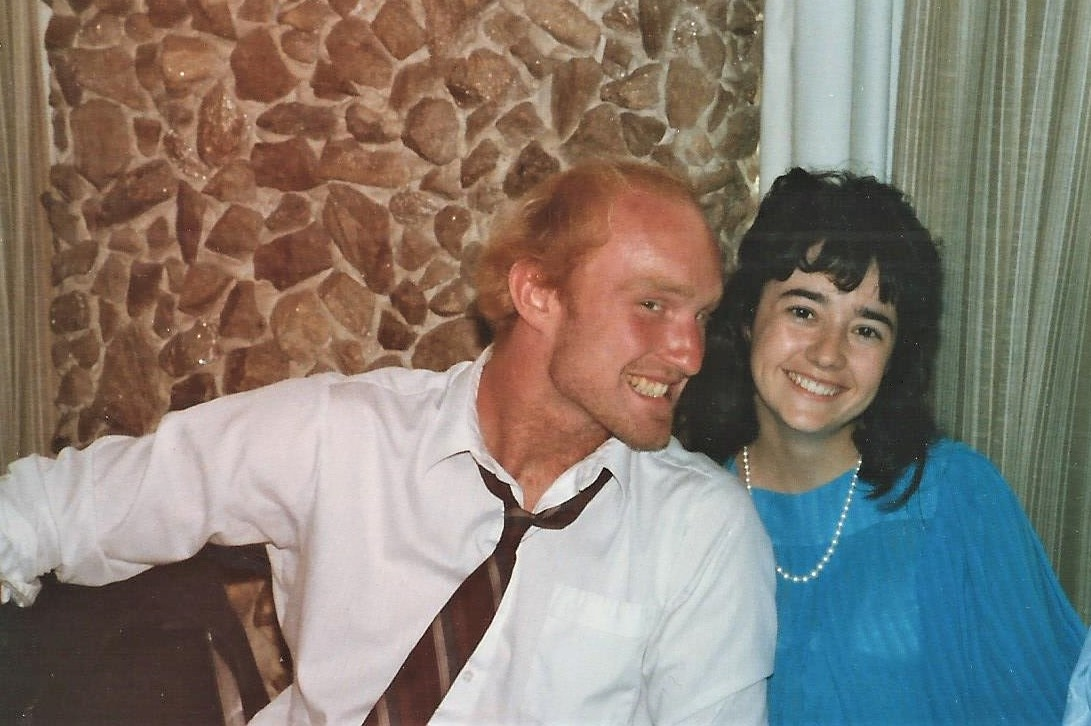 Dating in 1982.