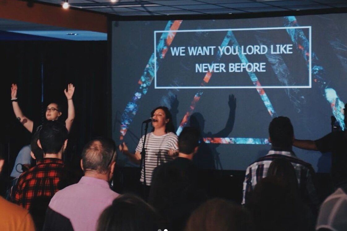 Worship - We will always have an environment that welcomes God's presence. Worship is so much more than singing songs, it is glorifying the creator of the universe. We believe everyone can express that worship in a way that is comfortable to them.
