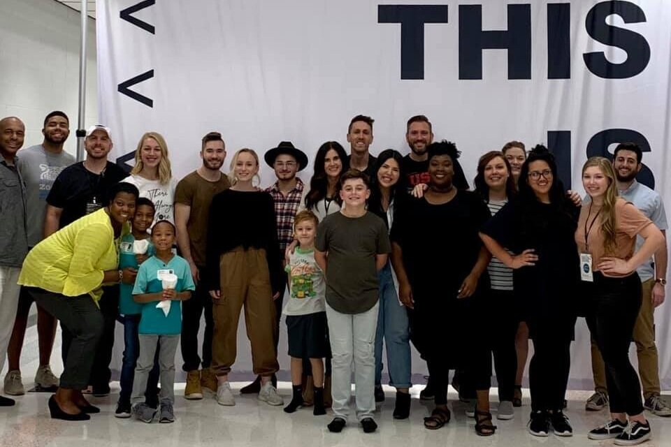 The Dream Team - We have the greatest group of people on the planet! You will get the chance to join our Dream Team. These are people that love Jesus and are doing something about it.