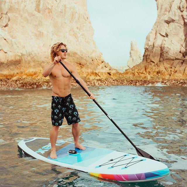Back to business 🏝#flexyourstyle #flexyourcause #paddleboarding