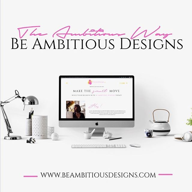 Be Ambitious Designs, LLC will be back with more and better materials 07.22.19.. #revamp #businessrevamp #beambitiousdesigns #RaevenBailey #Atl #atlwebdesigner #atlgraphicdesigner #atlnetworking #atlgirlboss #entrepreneur #businessowner #instagramstorytemplates #instagram #branding #atlbranding #atlmarketing #pr #pink #pinkbranding #atl #atlbusinessowners #atlentrepreneurs