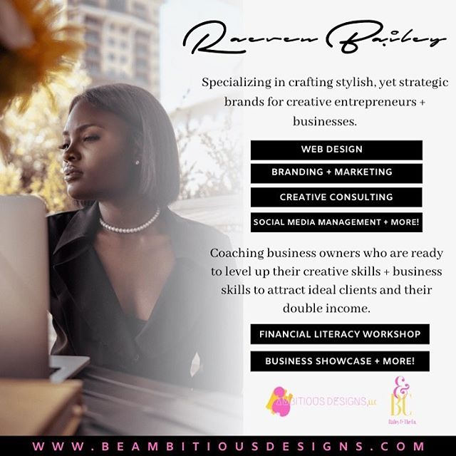 Virtual Business Card #revamp #businessrevamp #beambitiousdesigns #RaevenBailey #Atl #atlwebdesigner #atlgraphicdesigner #atlnetworking #atlgirlboss #entrepreneur #businessowner #instagramstorytemplates #instagram #branding #atlbranding #atlmarketing #pr #pink #pinkbranding #atl #atlbusinessowners #atlentrepreneurs