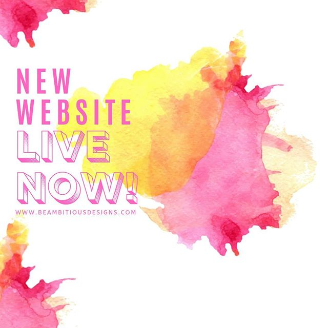If you haven't explored our new site yet be sure to head over to be www.beambitiousdesigns.com today! #LikeInBio #revamp #graphicdesign #atlgraphicdesigner #atlwebdesigner #atlanta #atl #colordesign #pinkandyellow #ineedagraphicdesigner #uniquedesigns #blackisbeautiful #marketing #marketingdigital #market #goodcredit #promotion #likethis #raevenbailey #beambitiousdesigns