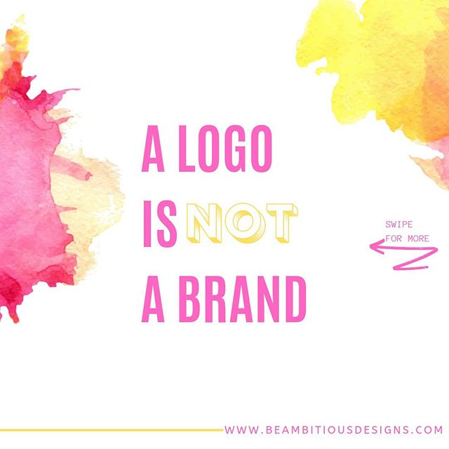 A logo helps customers create a connection to the brand, but will never define the brand's real culture.  #socialmediamarketing #socialmedia #branding #atlantabranding #atlanta #brand #logo #logodesinger #revamp #beambitiousdesigns #webdesigner #atlantawebdesigner #atlantasocialmediamarketing #atlantasocialmediamanager #atlantasocialmediainfluencers