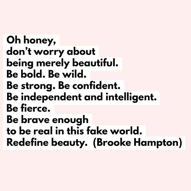 Y E S Y E S Y E S  It's about time.  #quotes #canwe #bebeautiful