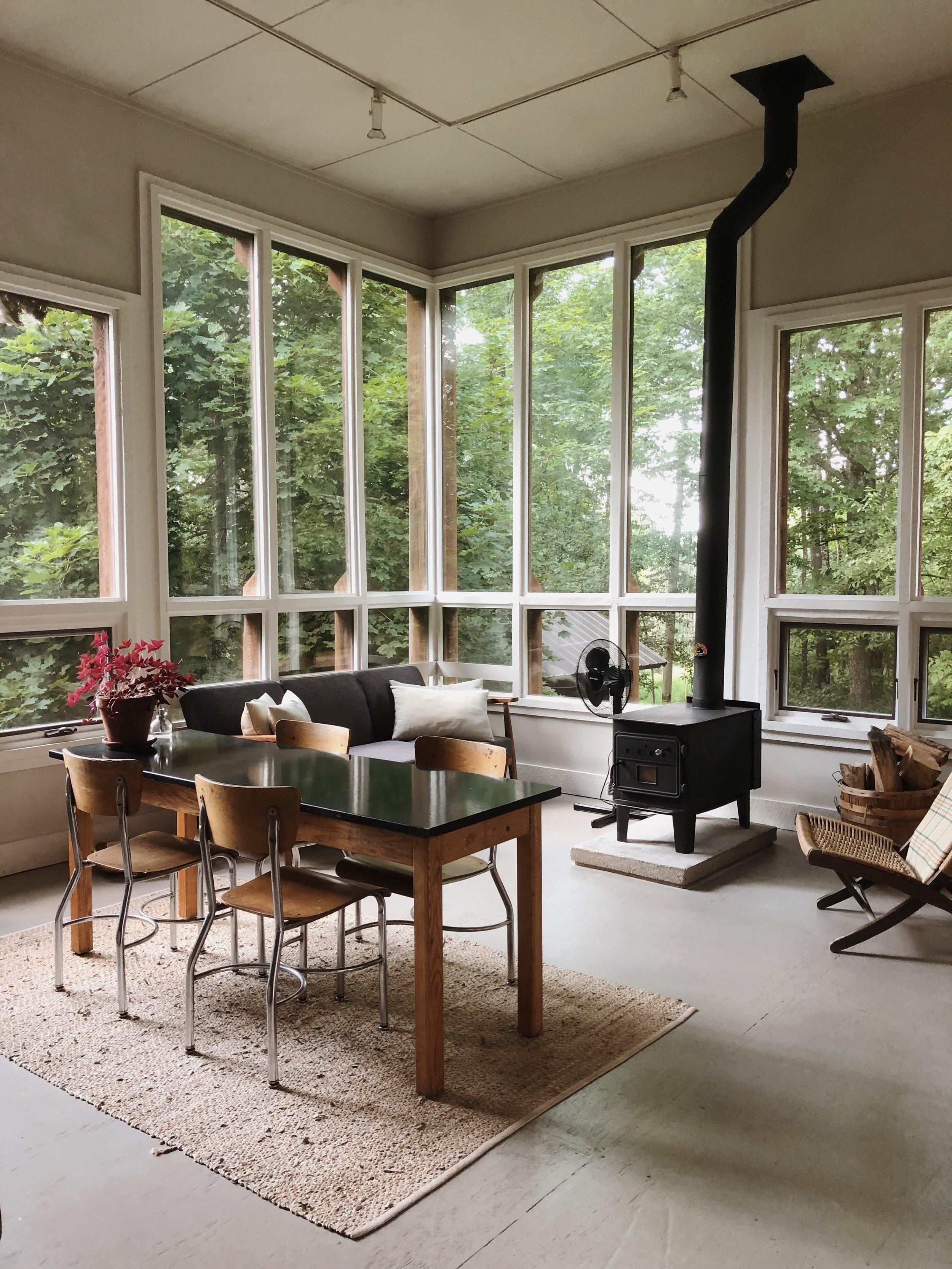 Cabin in the Catskills, NY | Jess Lambi