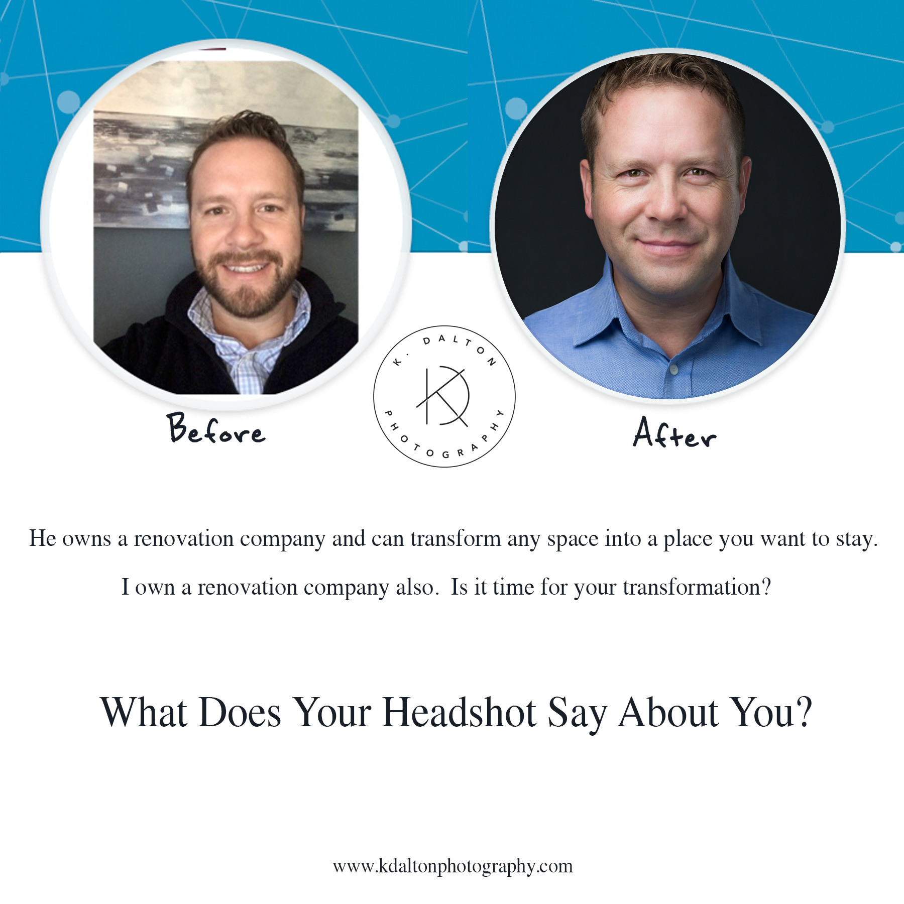 LinkedIn Headshot Brent Crank