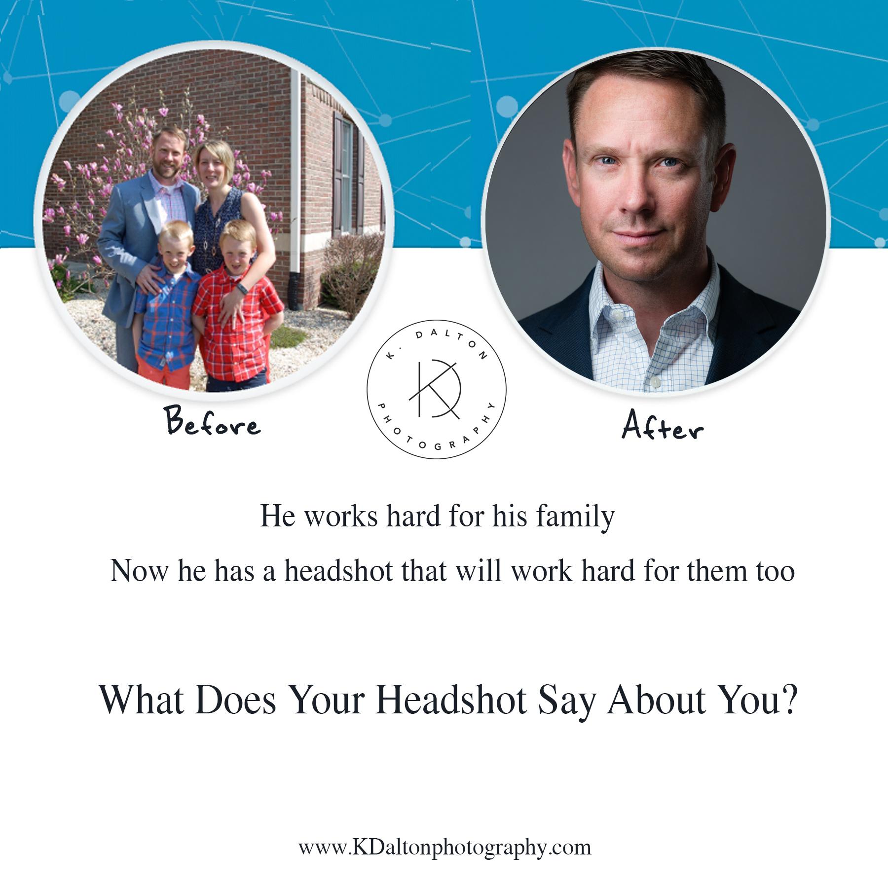 LinkedIn Headshot Brad Lacey