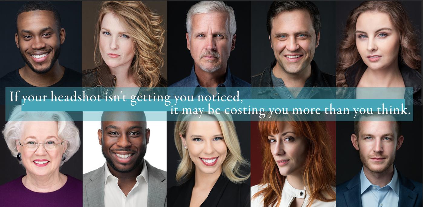 professional headshots, business headshots, actor headshots, first impressions