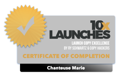 Launch Copywriting