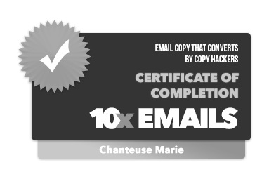 Copy of Email Copywriting