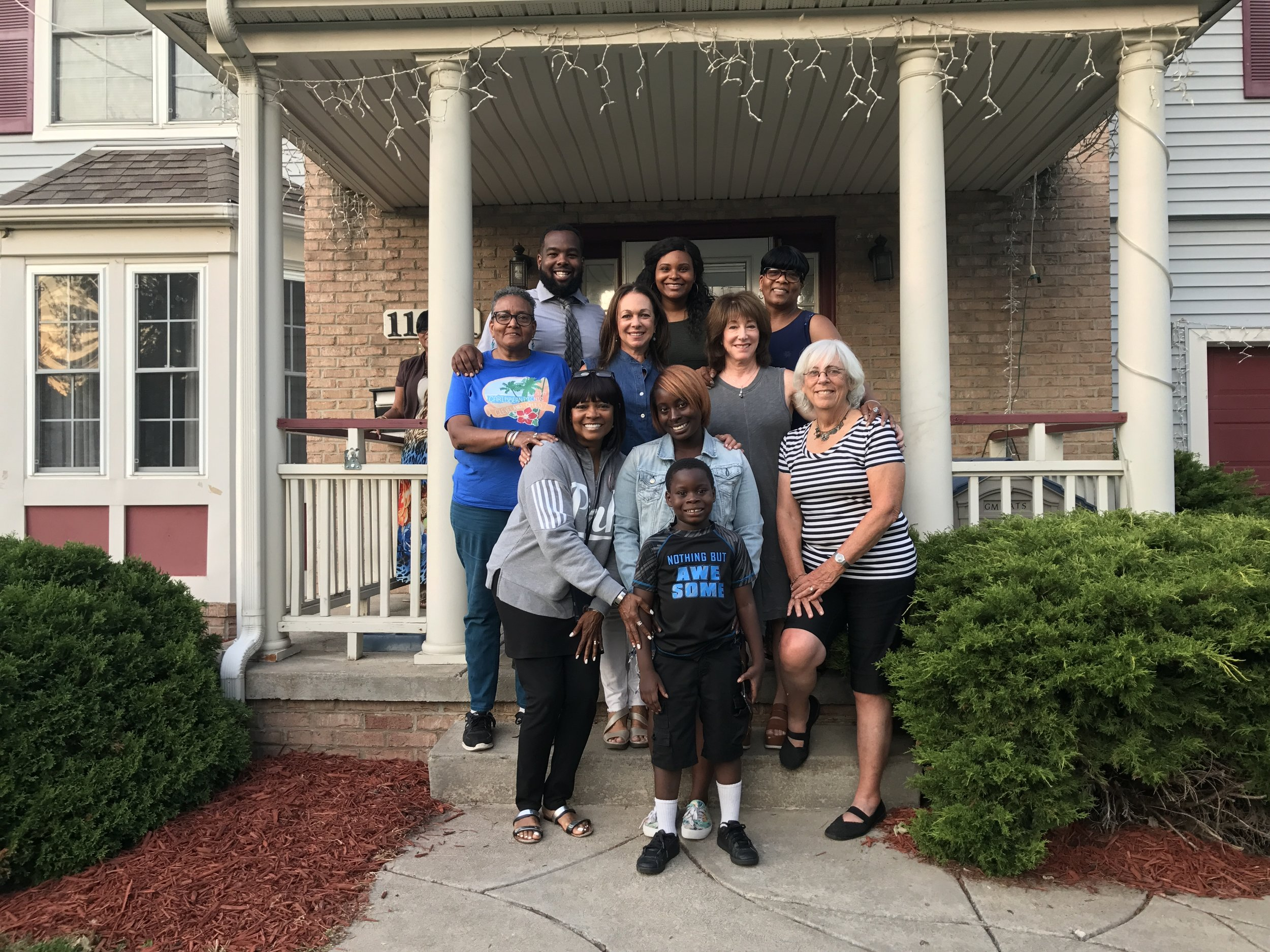 What we do - We connect young adults & young families to groups of committed volunteers from the community. We want to build permanent supportive relationships that transform lives around our region.Learn More