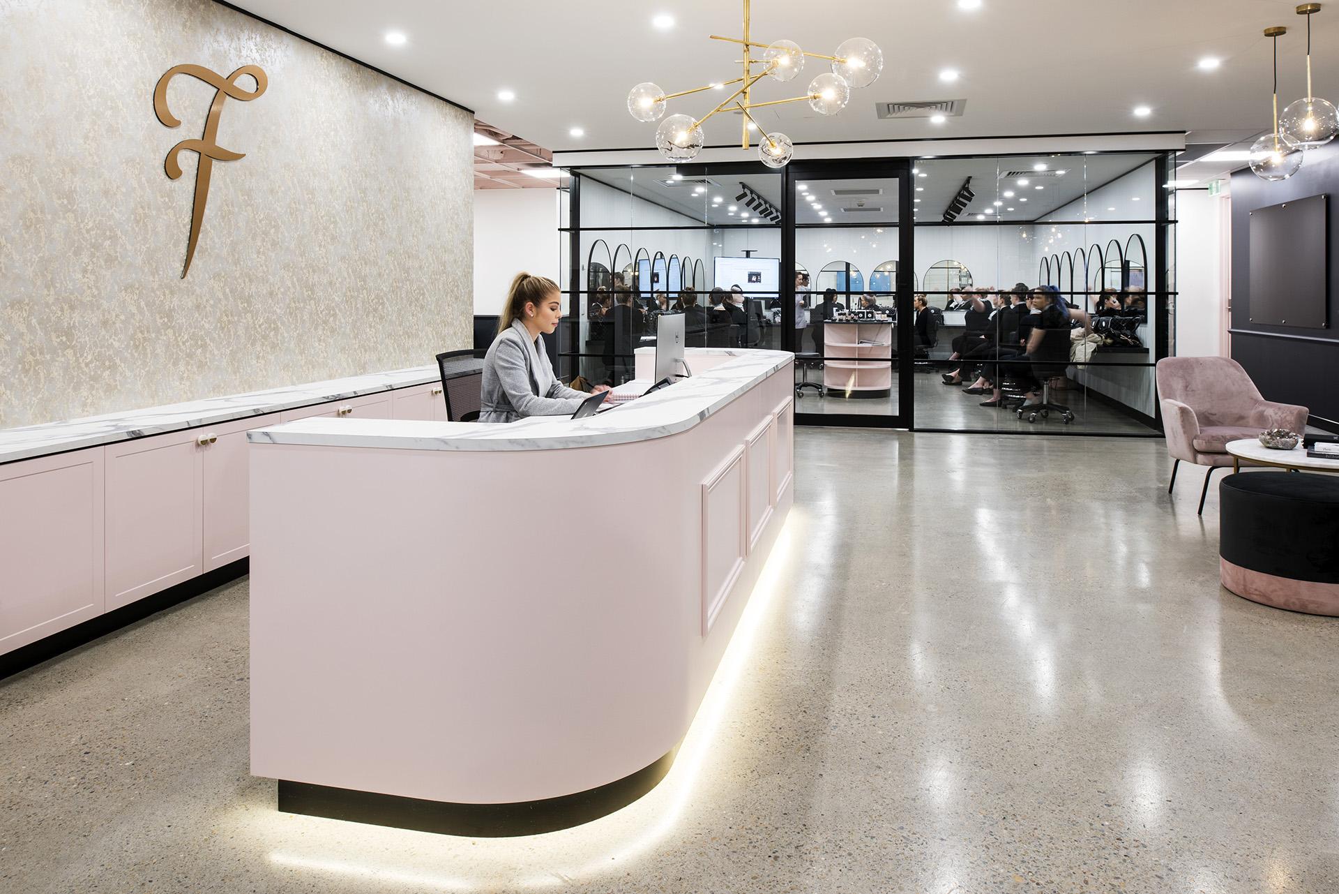 Archway-French Office Design Brisbane- Reception Area 3.jpg