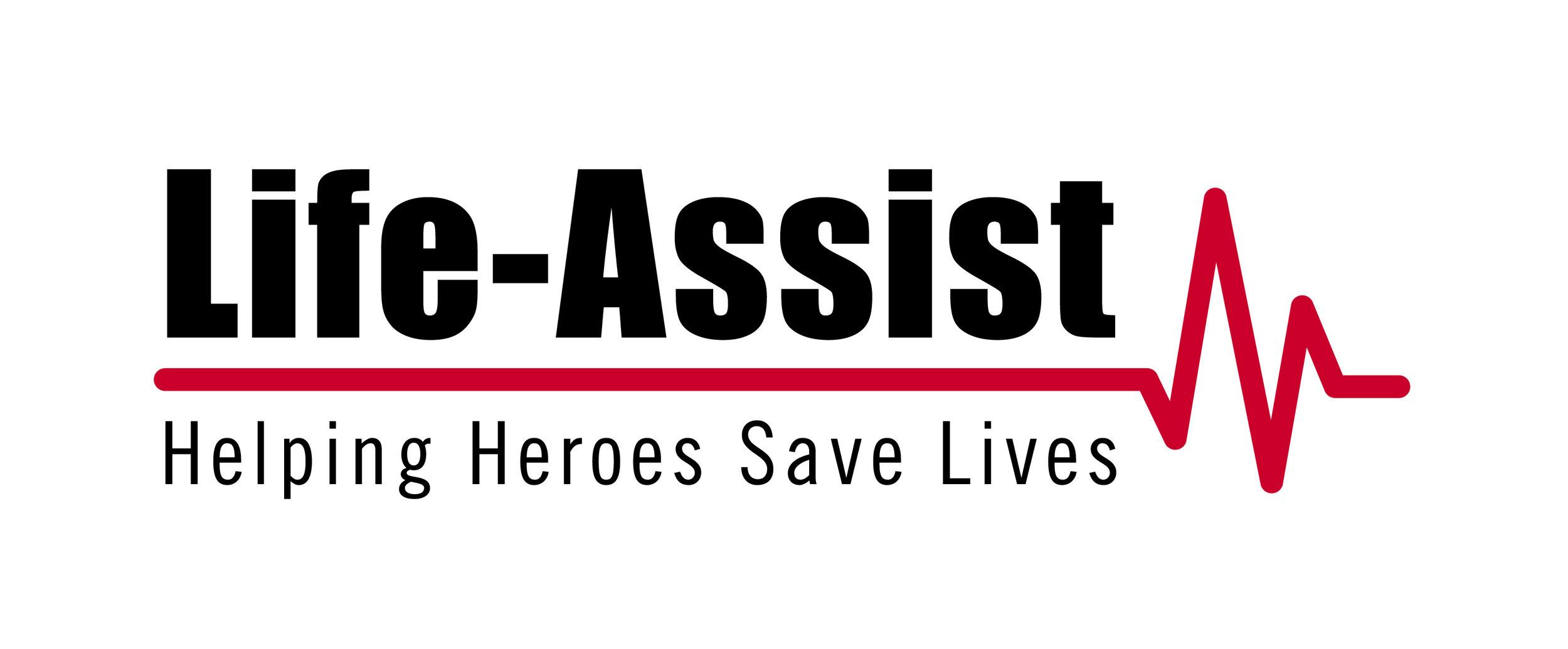 Life Assist - Floor Sponsor