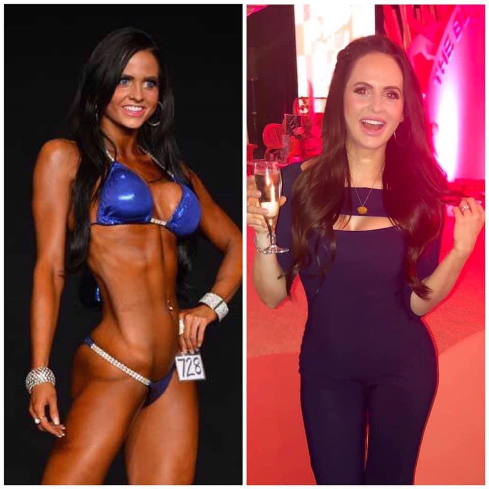 justine moore sloan milwaukee fitness model new york npc bikini competitor met-rx