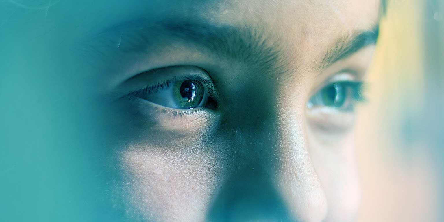 glaucoma -