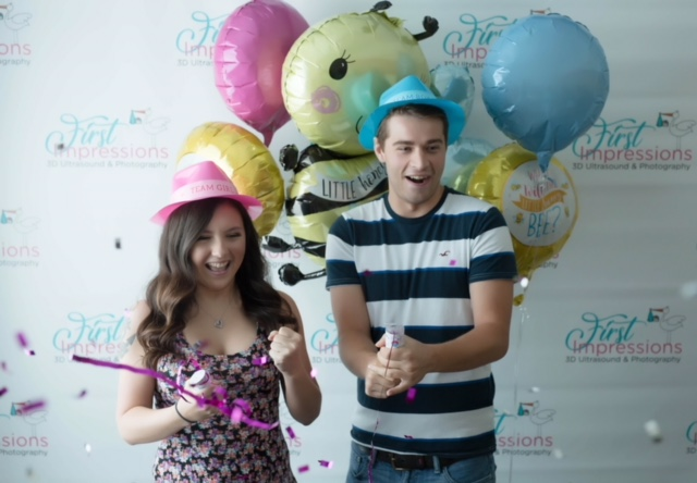 Let us host your gender reveal party!