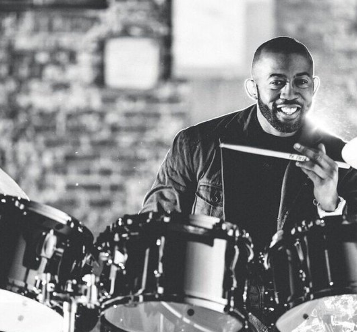 Jeremy Thomas - Drums - Jeremy Thomas is without doubt one of the top musicians in the region. Jeremy Thomas is a multi-instrumentalist. For March 15th, we'll have him swingin' on drums!