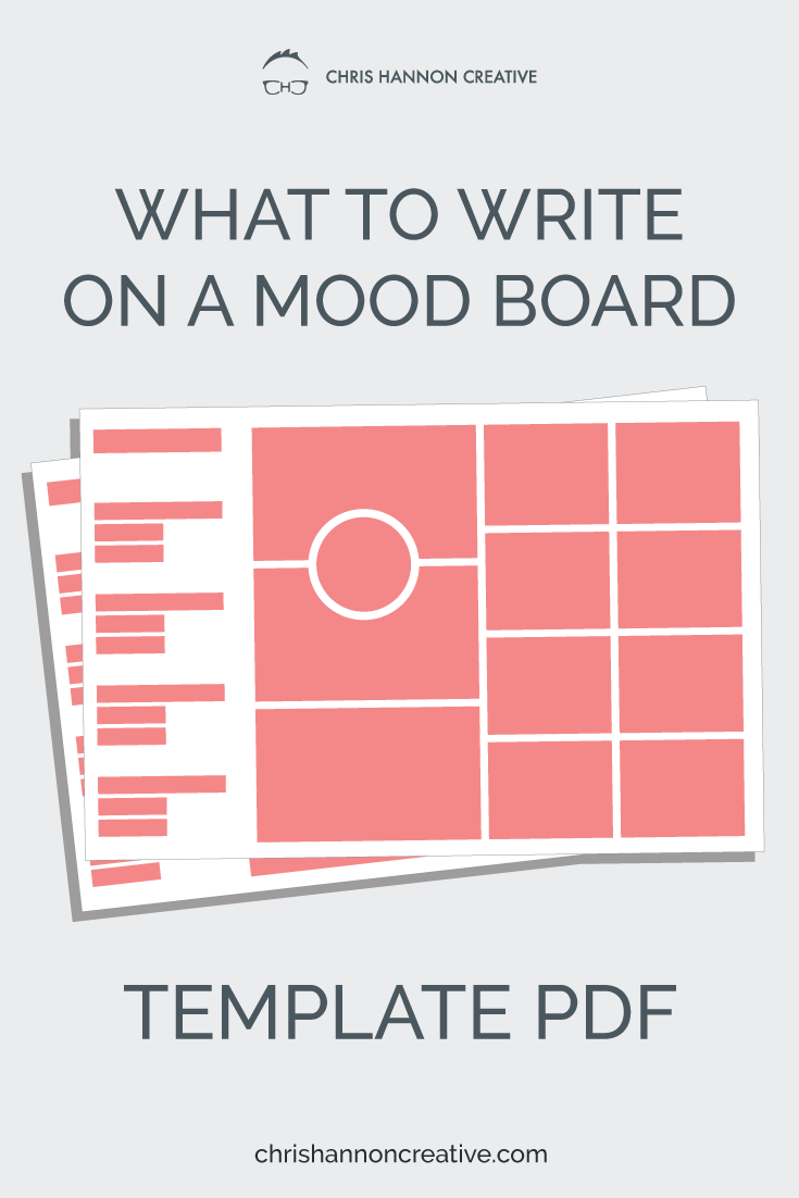 Mood boards are important because the visuals sell the vibe, but it is  the words  that sell your audience. Find out what you need to be adding to your mood boards today!