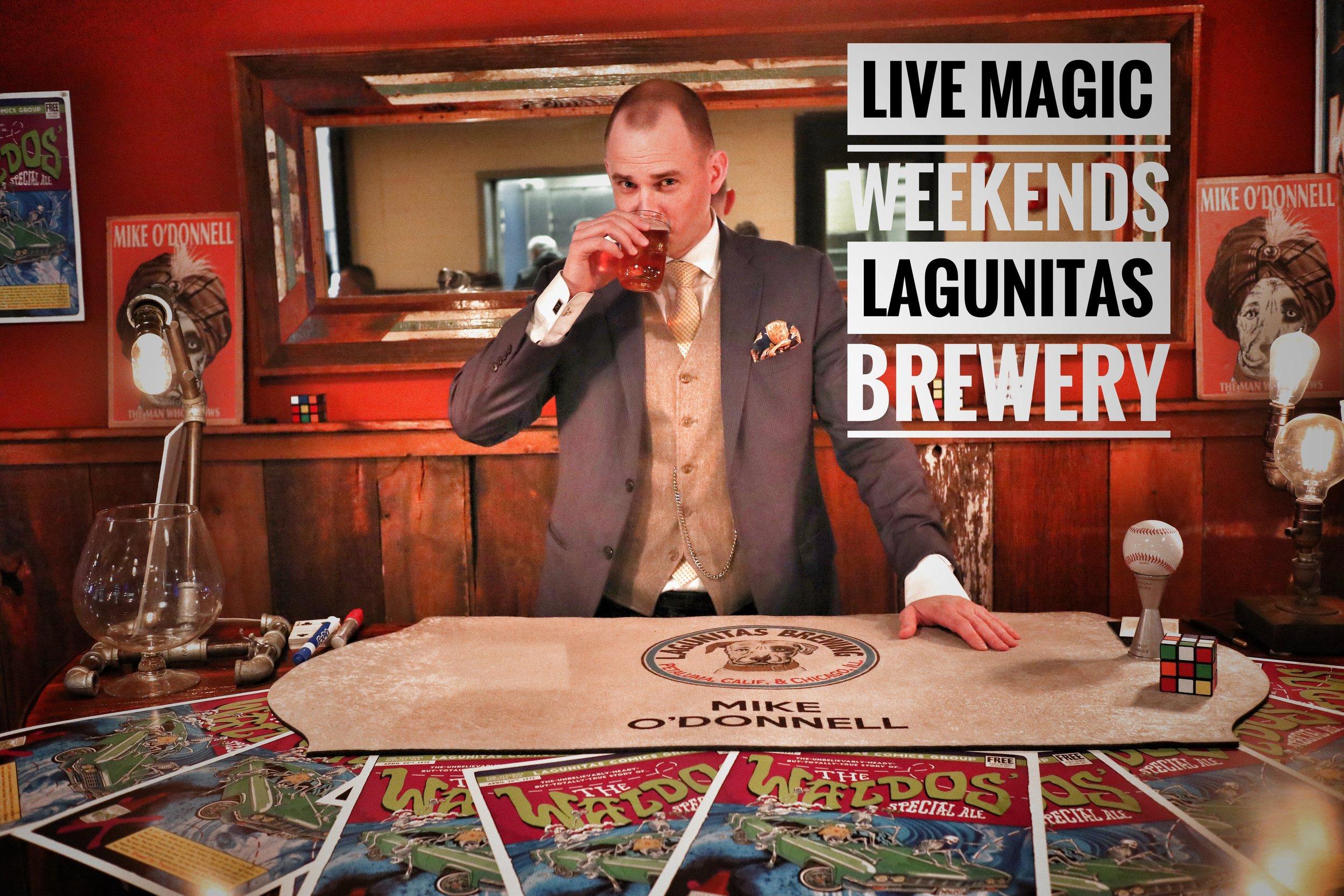 Lagunitas magician