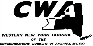 WESTERN NEW YORK COUNCIL OF THE COMMUNICATIONS WORKERS OF AMERICA