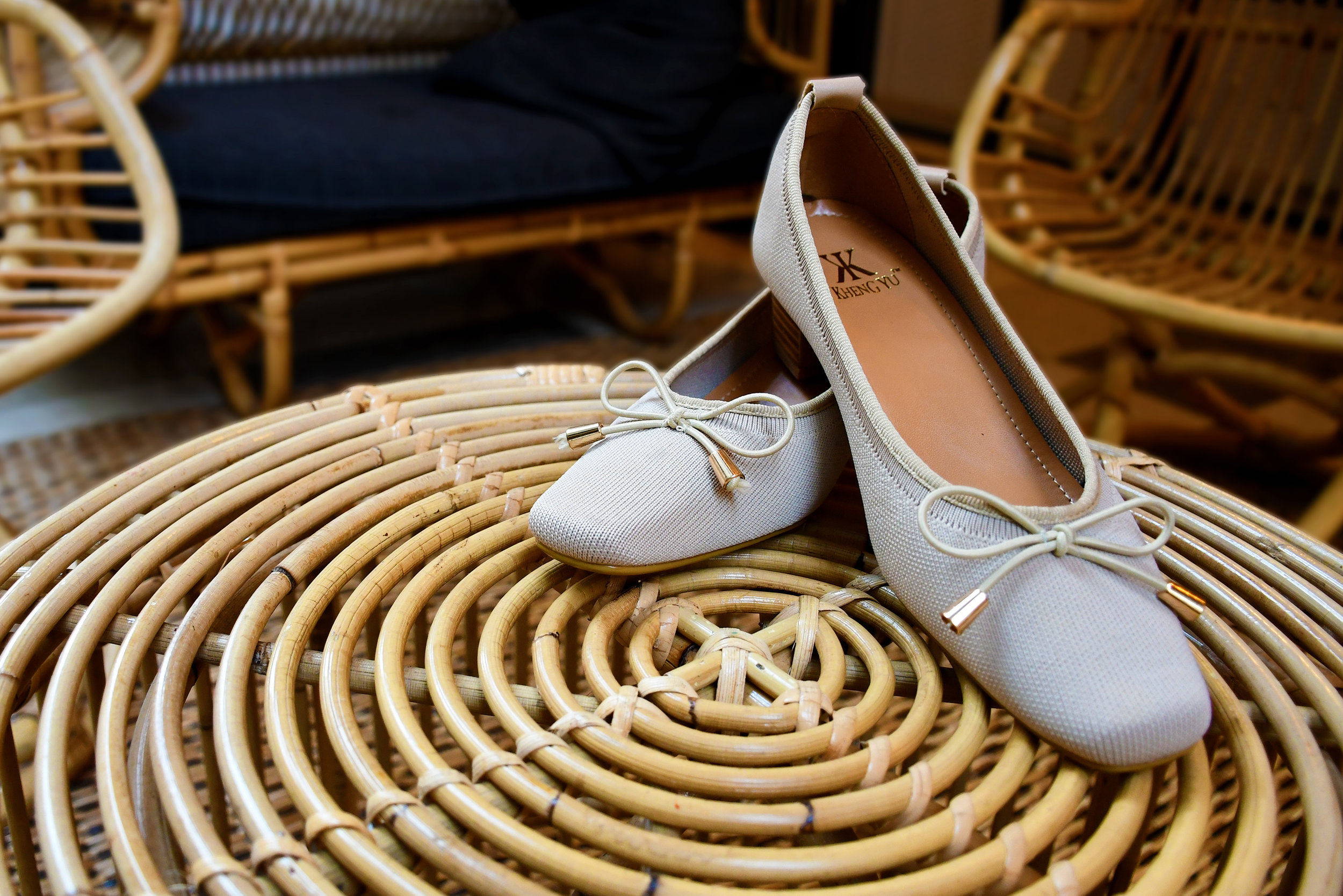 Kheng Yu: Shoes That Heal — PRIMAL™