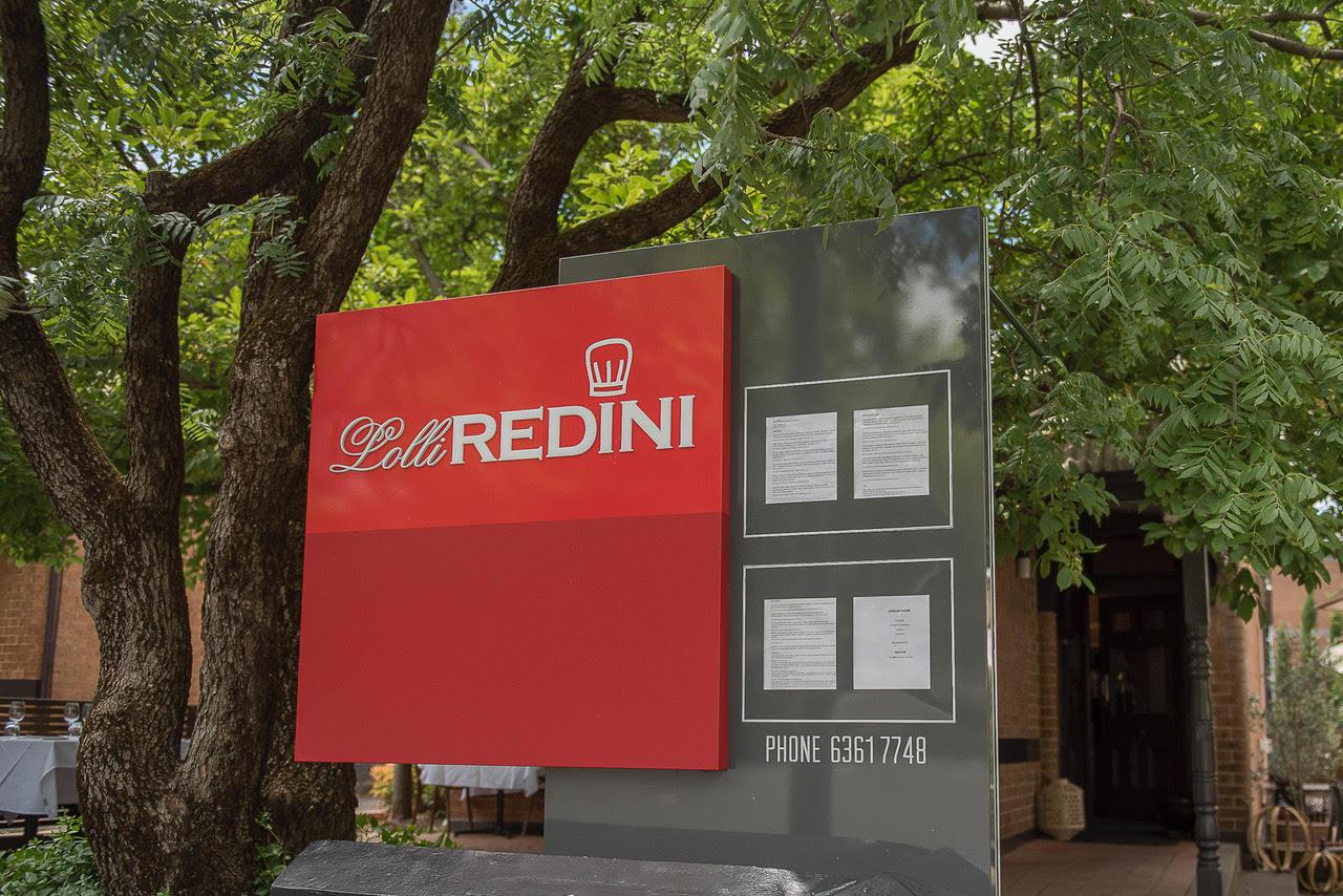 Lolli Redini Restaurant, Orange NSW