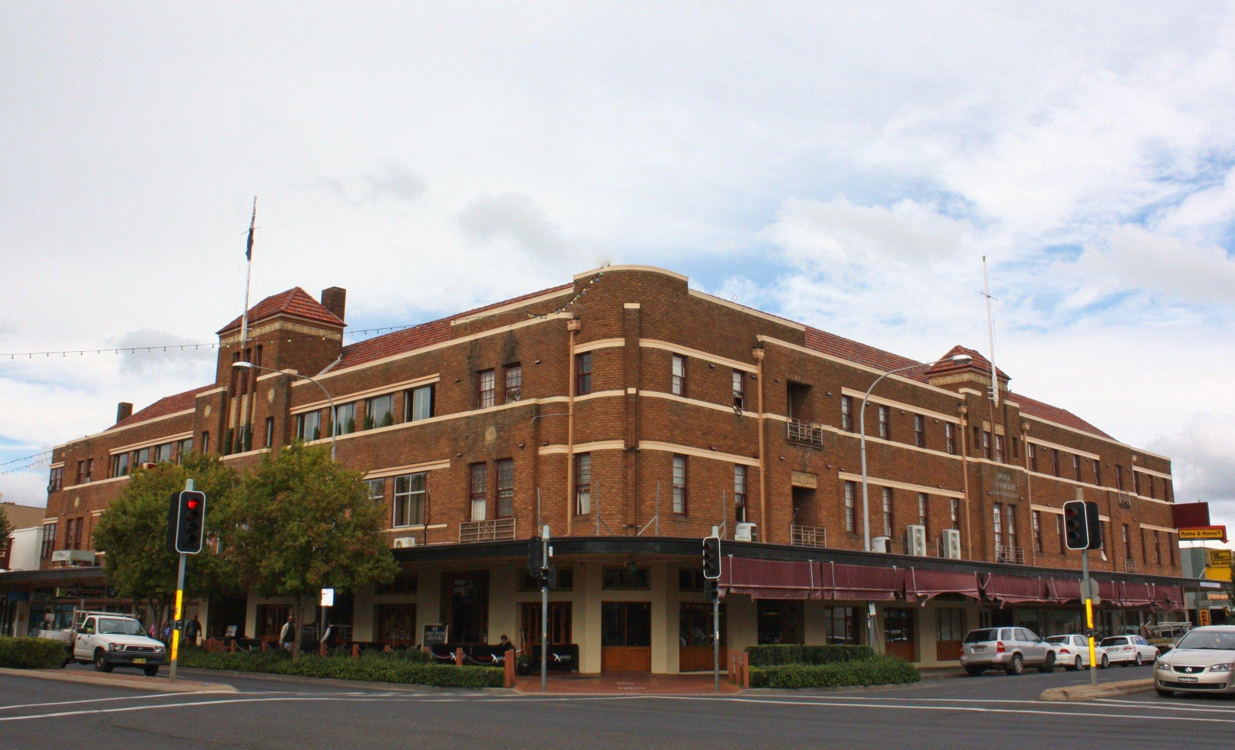 Hotel Canobolas