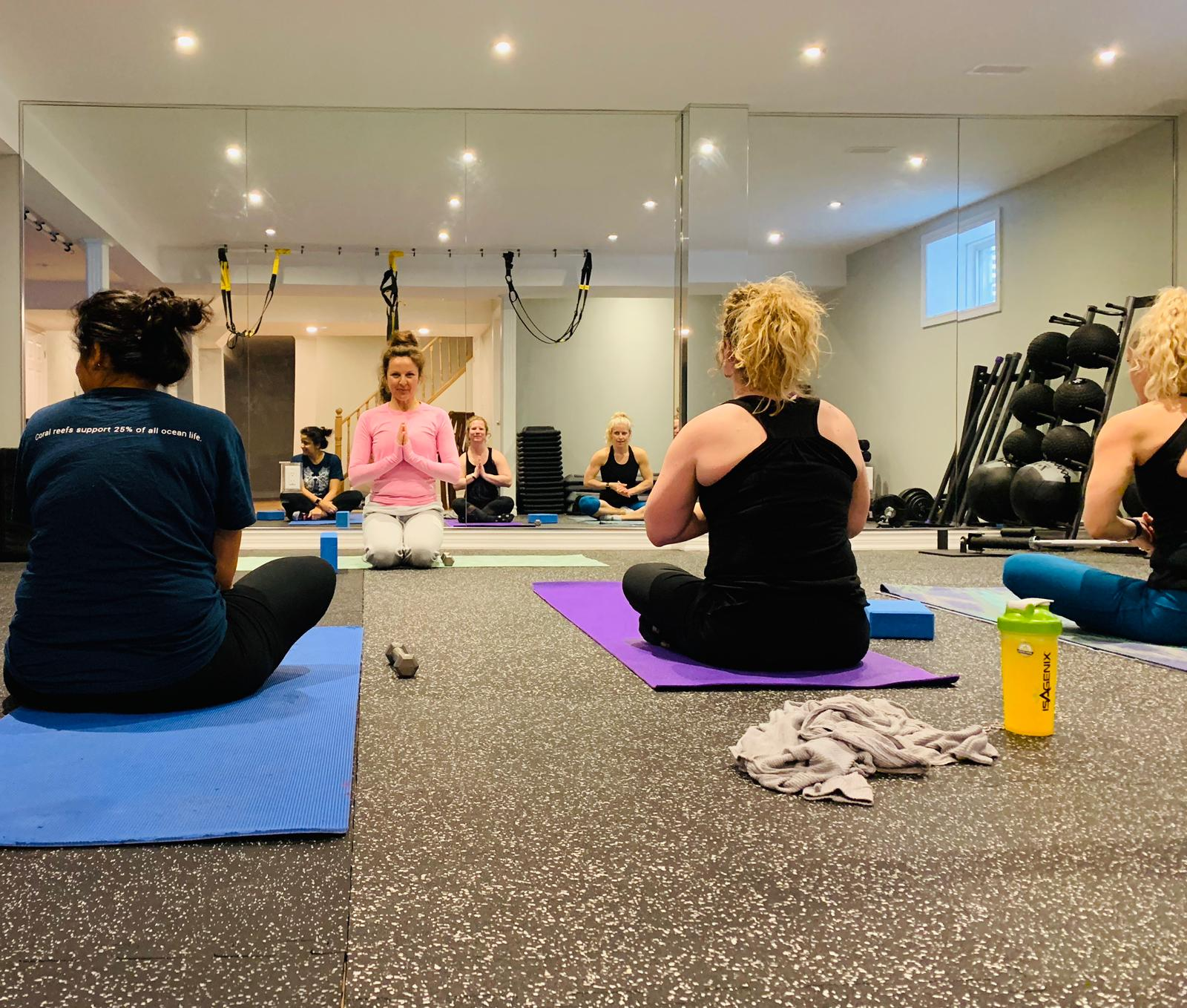 Yoga Classes (RRP $15/session) - Our newest addition to the services offered at Unionville Fitness, we now provide group Yoga sessions every Tuesday at 9:30am. Whether you're a complete beginner or an advanced Yogi, we welcome you to live better, stay fit and enjoy life with Yoga at Unionville Fitness.