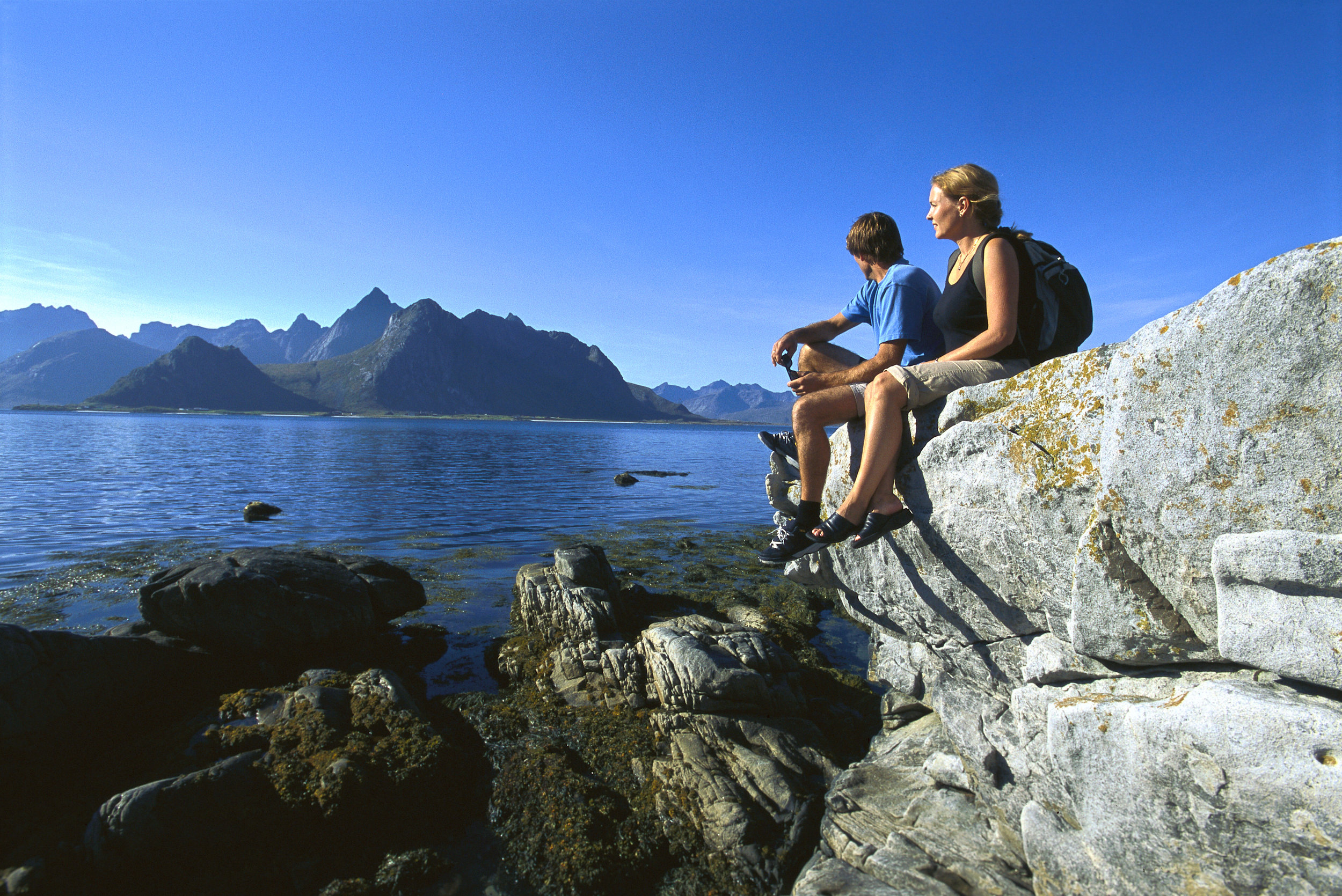 Hiking the Lofoten islands -