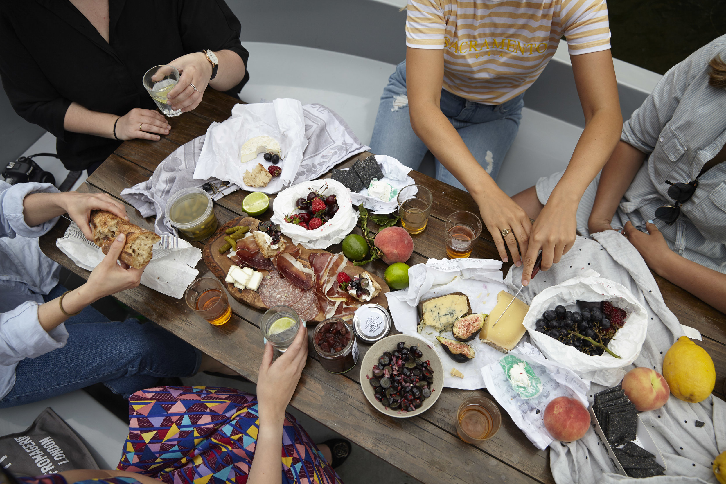 Picnic on the Regents Canal.jpg