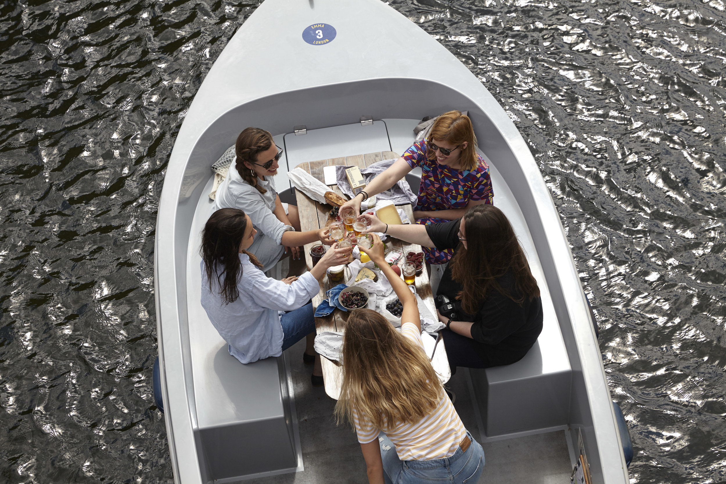 la fromagerie and GoBoat Picnic.jpg