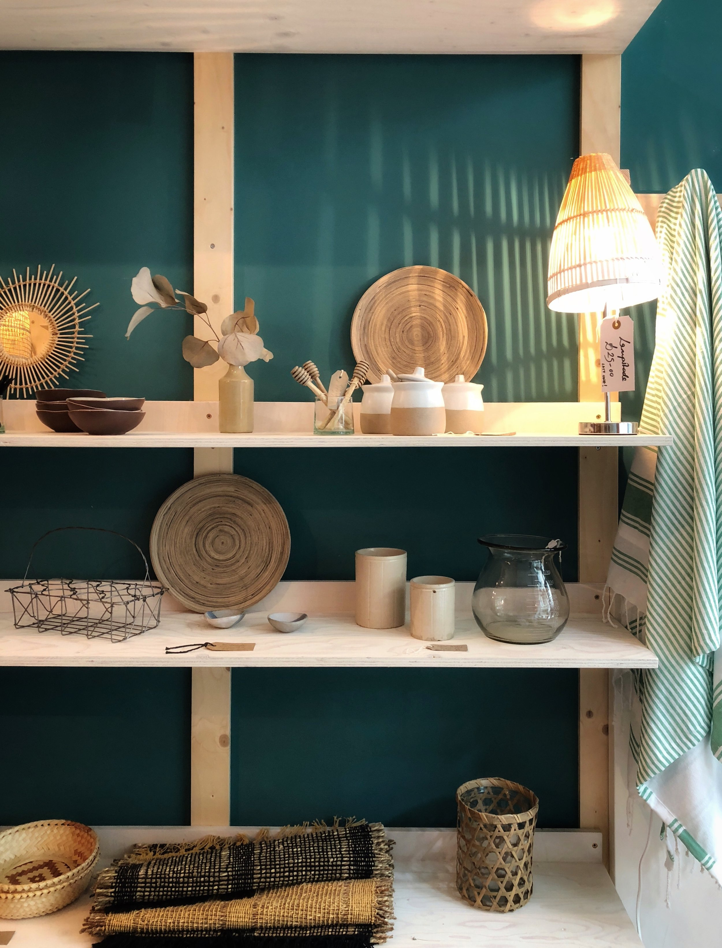 Homeware at the Cote de Folk by Clementine May.JPG