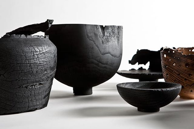 Final week of exhibition Shinki - burning vessel at Craft Victoria. till 29th September Watson Place, off Flinders Lane behind Supernormal,  Melbourne @craftvictoria