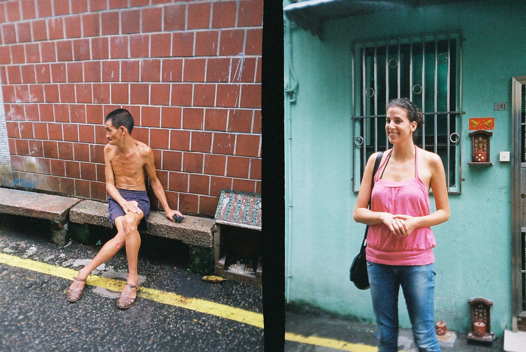 ...I lived on this street - Macau (China), 2009-2013