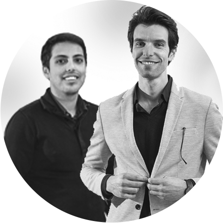 Robson and Diogo - Co-founders of Brief Creatives (Lisbon, Portugal)Carolina's capabilities to understand each project's scope and simultaneously present wonderful and practical inputs adds an extra value to any project's final results.