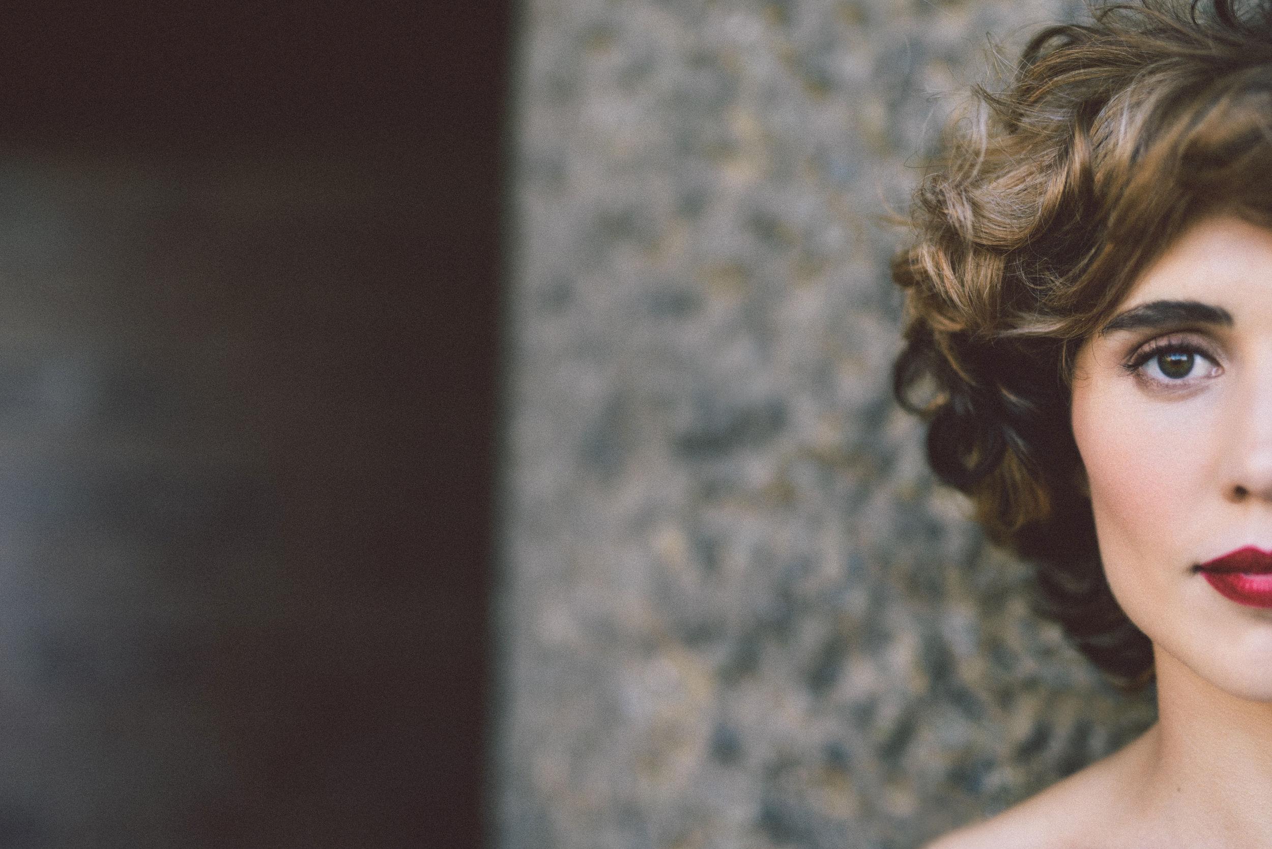 Photographer - Sussie Mellstedt  Model - Clementine Bourdin