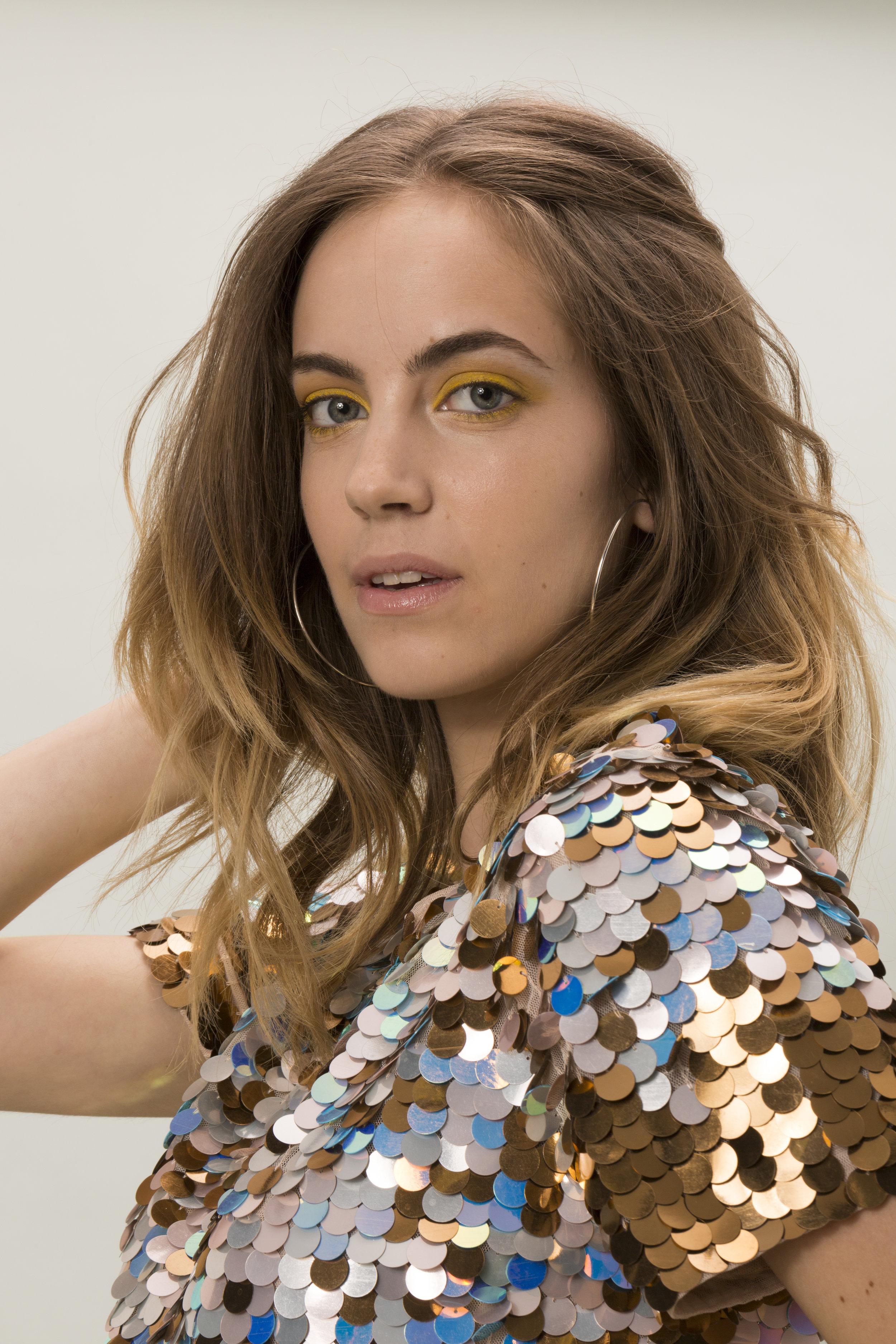 Photographer - Kathrin Werner  First Models - Maria Hermosa De Mendoza