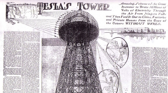 Wardenclyffe: Arguably Tesla's most ambitious but ultimately unsuccessful venture