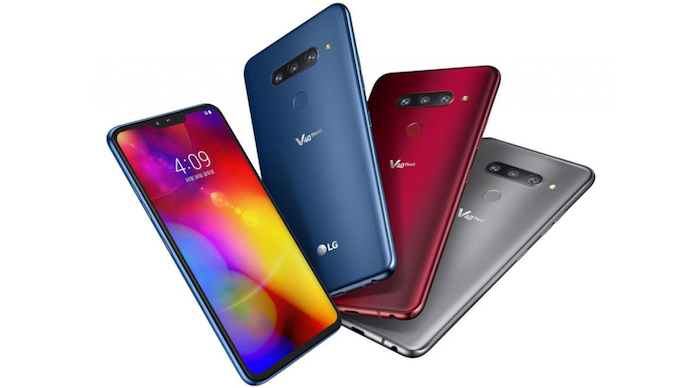 The LG V40 Thin Q has been touted as one of the best smartphones of 2018