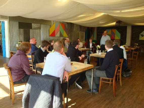 Annexio Supports Networking Event for Students   26th May 2017