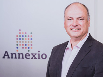 Paul Telford Joins Annexio   8th June 2016