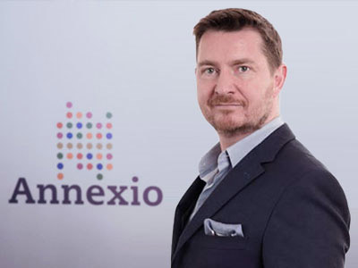 Michael Hazel joins Annexio   20th April 2018