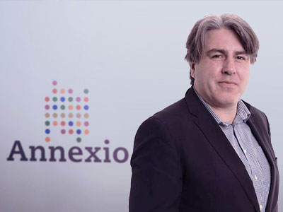 Sebastien Jeannaeu os appointed to the Board of Annexio   13th August 2018