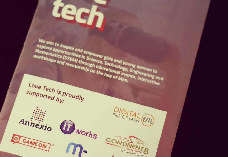 Annexio proudly sponsors Love Tech!     20th January 2019